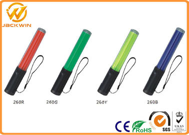 26cm Rechargeable Multifunction LED Flashing Wands 200m Visual Distance 3.3Hz Flash Frequency